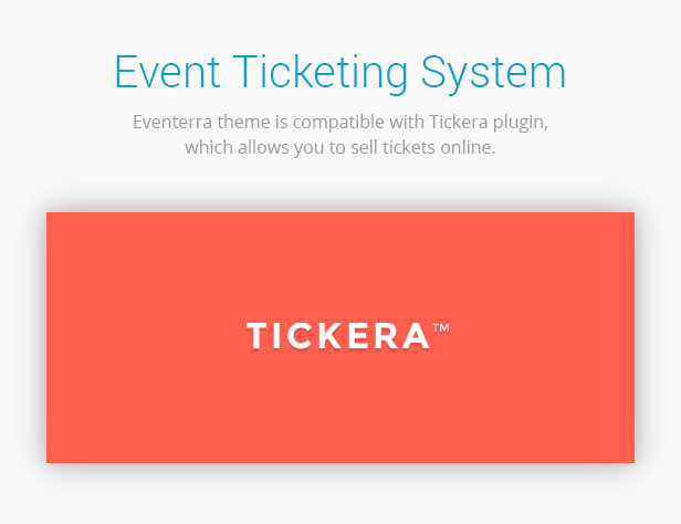 Eventerra - Event Conference WordPress Theme
