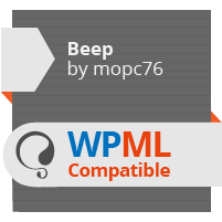 WPML compatible WordPress theme
